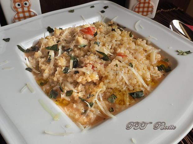 Zuppa di bulgur e cavolfiore 4