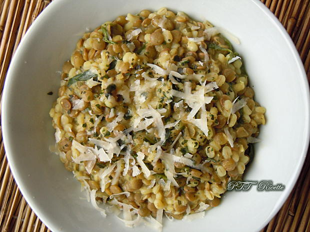 Zuppa di orzo e lenticchie 1