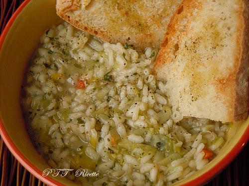 Zuppa di porri 2